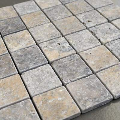 Genialny Trawertyn - Manufaktura Kamienia - kamień naturalny, płytki MI83